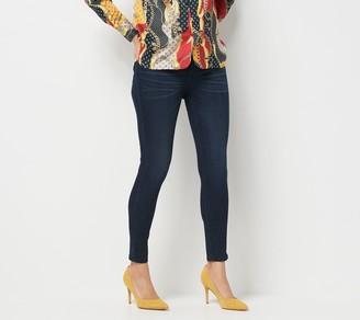 Fly London Laurie Felt Regular Silky Denim Ankle Skinny Zip Jeans