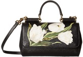 Dolce & Gabbana Tulip Print iPhone Bag Cell Phone Case