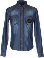 Philipp Plein Denim shirts - Item 42621879