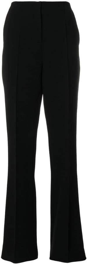 Diane von Furstenberg front pleat trousers