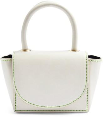 Topshop Mini Ken Faux Leather Crossbody Bag