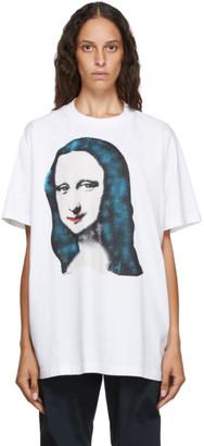 Off-White White Mona Lisa Over T-Shirt