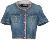 Love Moschino Denim outerwear - Item 42605656