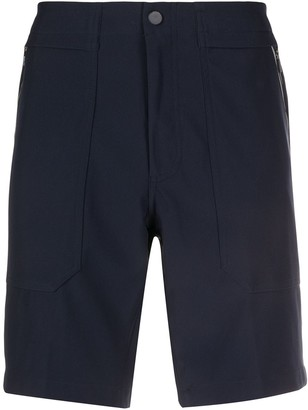 Michael Kors Zipped Pockets Tailored Shorts