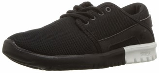 Etnies Boy's Scout (Toddler/Little Kid/Big Kid) Black/White 13 Little Kid M