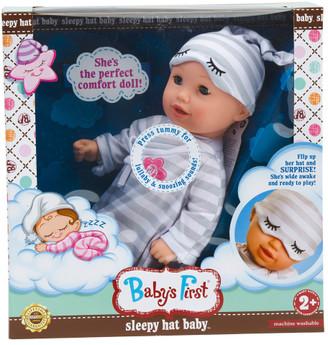 Sleepy Hat Baby Doll