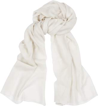 Denis Colomb Cloud Champagne Cashmere Scarf