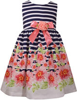 Bonnie Jean Sleeveless Sundress - Toddler Girls