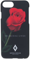 Marcelo Burlon County of Milan rose print iphone 7 case