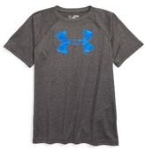 Under Armour Boy's 'Big Logo' T-Shirt