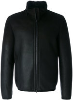 Z Zegna shearling-lined jacket
