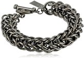 Hudson Auden Gun Metal Bracelet
