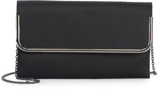 La Regale Lenore By Women's Leore by Envelope Clutch with Double Compartment