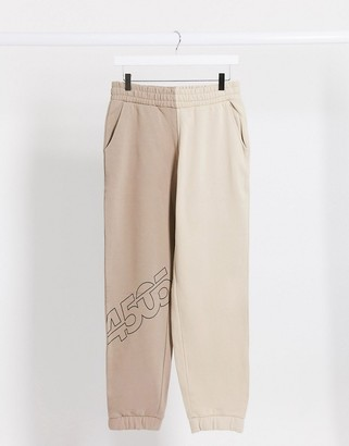 ASOS 4505 spliced jogger