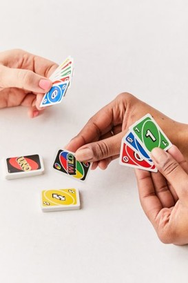 World's Smallest World's Smallest Uno Card Game
