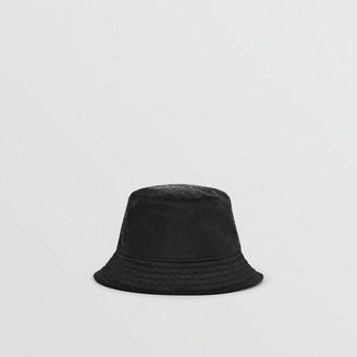 Burberry Monogram Jacquard Bucket Hat