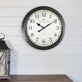 FirsTime Avery Whisper Wall Clock