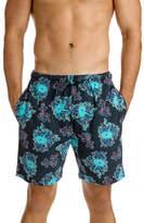 Mitch Dowd The Kraken Printed Knit Sleep Short