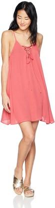 Roxy Women's Softly Love Coverup Dress Swimwear