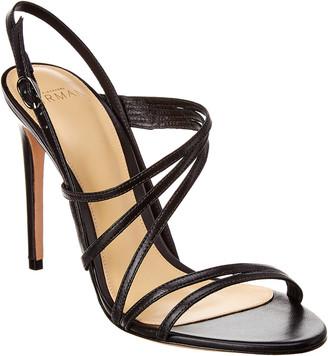 Alexandre Birman 100 Leather Strappy Sandal