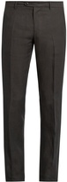 Etro Straight-leg linen trousers