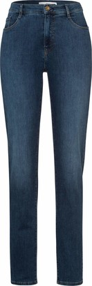 Brax Women's Style Carola Simply Brilliant Denim Straight Fit Jeans