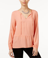 Sanctuary Lily Rose Peasant Top