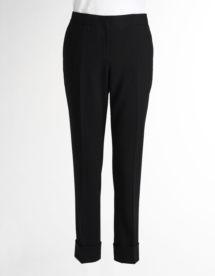 Vince Camuto Cropped Cuffed Pants