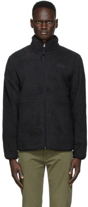 The North Face Black Sherpa Dunraven Zip-Up Sweatshirt