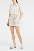 Paul & Joe Sister Cloud-Print Playsuit