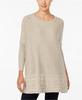 Style&Co. Style & Co. Petite Textured Sweater, Only at Macy's