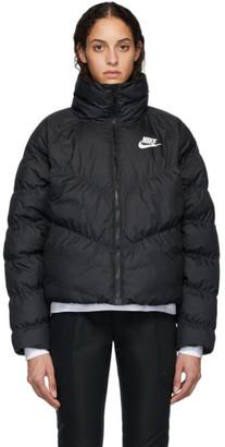 Nike Black NSW Sportswear Jacket