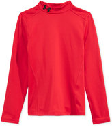 Under Armour Boys' Mock-Neck T-Shirt