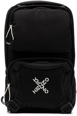 Kenzo Active one-shoulder backpack