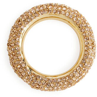 Arket Chunky Rhinestone Ring