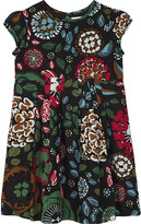 Burberry Wendie flower dress 4-14 years