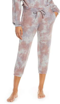Project Social T Ultraviolet Crop Lounge Pants