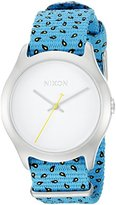 Nixon Women's A3482009 Mod Analog Display Analog Quartz Watch