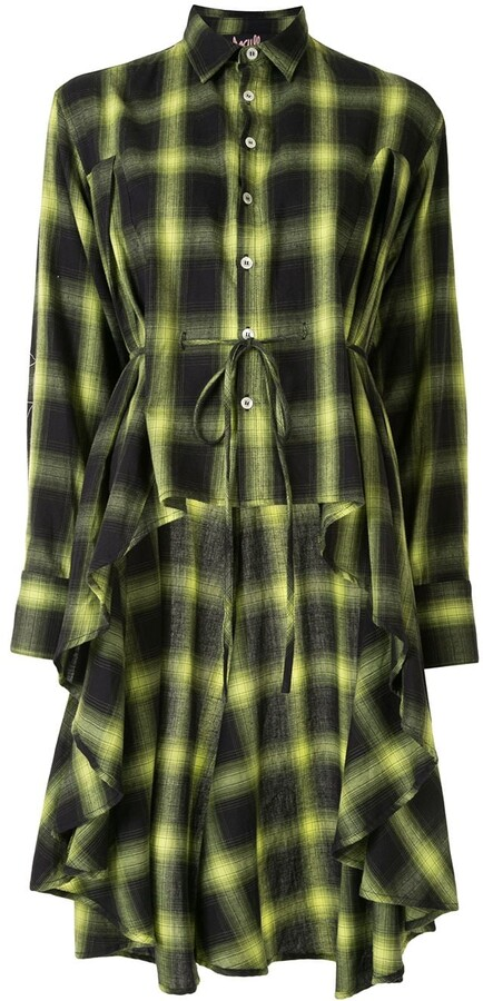 Thumbnail for your product : Haculla Check Shirt Dress