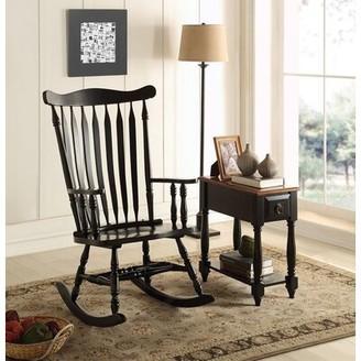 Canora Grey Woodsburgh Rocking Chair