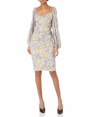 For Love & Lemons Women's Maui Midi Dress