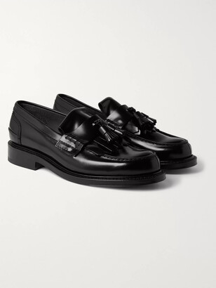 Church's Tennant Bookbinder Fume Leather Tasselled Loafers
