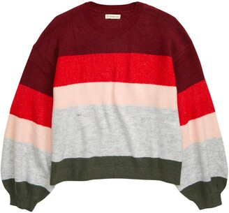 Tucker + Tate Colorblock Sweater