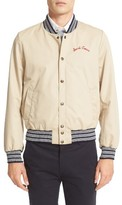 MAISON KITSUNÉ Men's Teddy Jacket