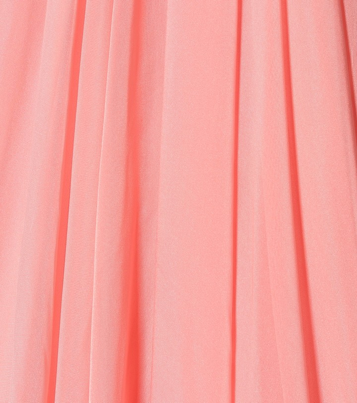 Thumbnail for your product : Alexander McQueen Strapless silk organza gown