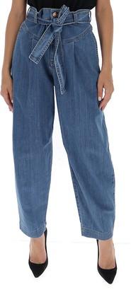 See by Chloe Tie Waist Jeans