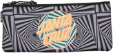 Santa Cruz Party Dot Pencil Case Black