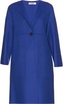 Jil Sander Andorra double-faced cashmere coat