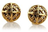 Chanel Pre-owned: Gold Tone Cc Earrings.