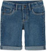 Arizona Denim Bermuda Shorts - Preschool Girls 4-6x